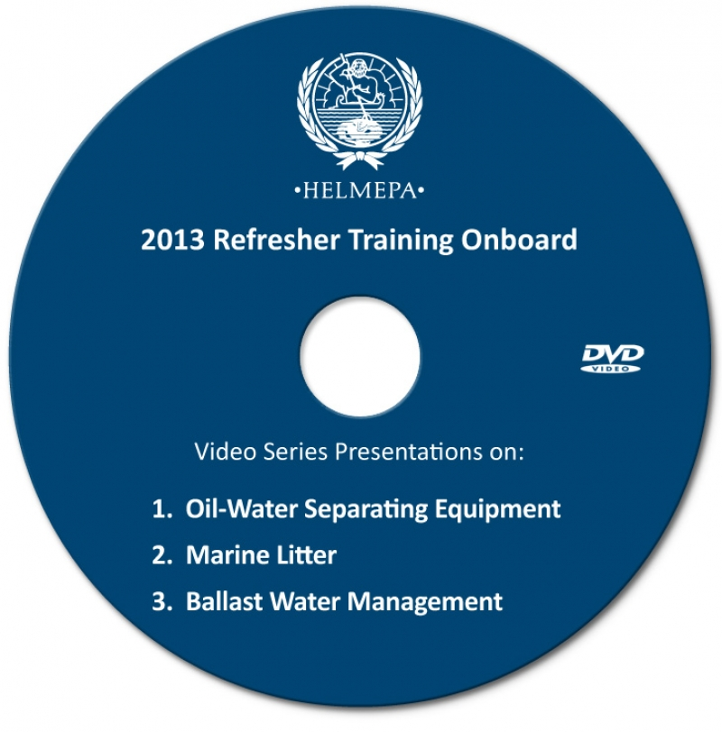 DVD – 2013 REFRESHER TRAINING ONBOARD